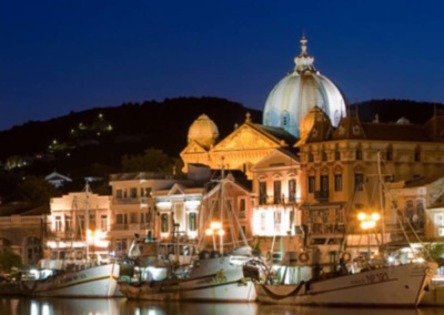 Smart cities του Δήμου Λέσβου