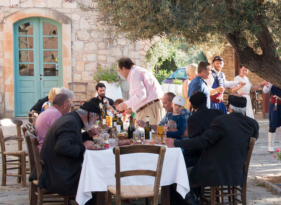 SMEs and Cultural Storytelling in Crete